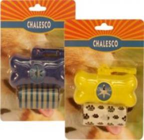 KIT HIGIENE P/COLEIRA CHALESCO