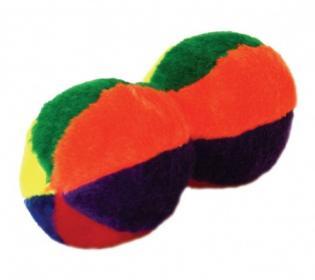 Brinquedo Halteres Pelucia 70126  Chalesco