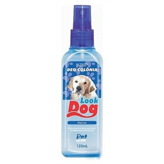 DEO COLÔNIA LOOK DOG MACHO PET LOOK 120ML