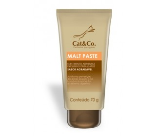 Cat&co Malt Past 70g Mundo Animal
