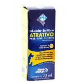 GOOD PET ATRATIVO SANITÁRIO 20ML MUNDO ANIMAL