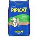 Areia P/gato Pipicat Classic 12k Kelco