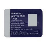 MECTIMAX 3MG C/4 COMP. IVERMECTINA AGENER