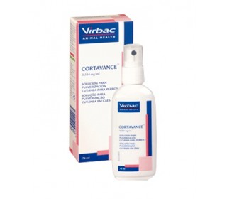 Cortavance 76ml Virbac