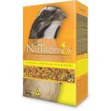 Ração Nutropica Trinca Ferro C/mel,ovos E Frutas 300g