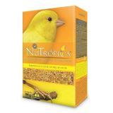 Ração Nutropica Canario C/mel,ovos E Frutas 300g