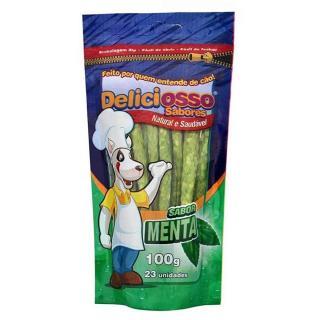 Deliciosso Palito Sabor Menta 100g Xis Dog
