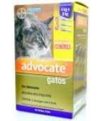 Antipulgas Advocate para Gatos 0,8ml(4-8kg) Combo Com 3 un