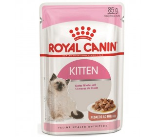 SACHE WET KITTEN INSTINCTIVE 85G ROYAL CANIN