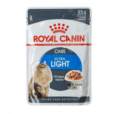SACHE WET ULTRA LIGHT 85GR ROYAL CANIN