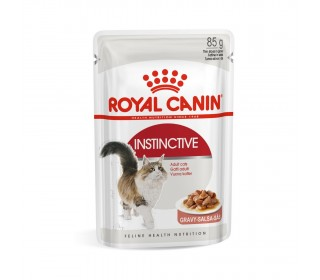 SACHE WET INSTINCTIVE 85G ROYAL CANIN