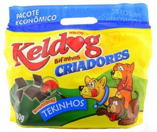 Rc Bifinho Keldog Tekinhos 500g Criadores Kelco