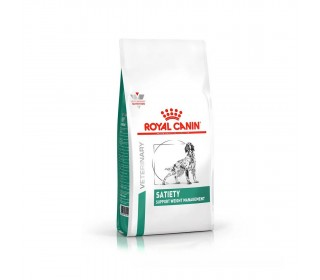 RAÇÃO ROYAL CANIN CANINE VETERINARY DIET SATIETY 1,5KG