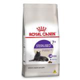 Ração Royal Canin Feline Sterilised Gatos Acima 7 Anos 1,5kg