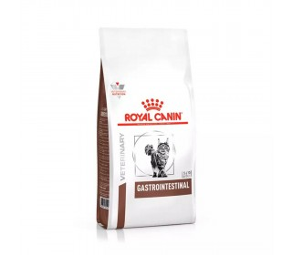 Ração Feline Gastro Intestinal Veterinary Diet 1,5kg Royal Canin