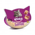 Whiskas Petiscos Salmão 40g - Temptations