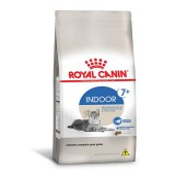 Ração Royal Gatos Indoor +7Anos 400g