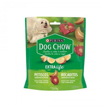 Petisco Cachorro Dog Chow Carinhos Mix Frutas 75g