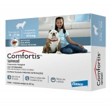 Antipulgas Comfortis Para Cães De 18 a 27KG 810MG - ELANCO