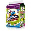 TAPETE SAPECÃO 75X60CM C/ 7 UNID. LACHER