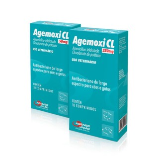 Agemoxi CL 50mg Agener