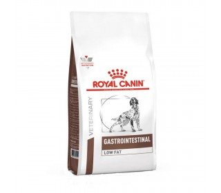 RAÇÃO CANINE GASTRO INTEST LOW FAT V.DIET 1,5KG ROYAL CANIN