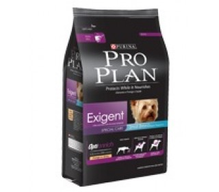 Ração Proplan Dog Ad. Exigente Small Breed  1kg