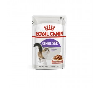 SACHE WET STERILIZED 85GR ROYAL CANIN