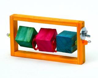 R-rola Cubo Grande Kakatoo - Aquapet