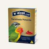 Alcon Club Farinhada Para Passaros Com Pimenta 200g