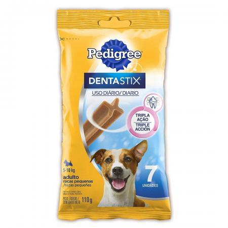Petisco Dentastix Raça Pequena 7 Unidades 110g Pedigree