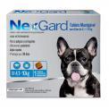 Antipulgas e Carrapatos Nexgard 4,1kg A 10kg Merial