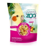 MEGAZOO ZOO MIX  CALOPSITA TROPICAL 500G