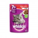 Whiskas  Sache Pratos Favor. Senior Carne Jelly 85 g