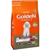 Ração Golden Formula Adultos Carne E Arroz Mini Bits 3kg