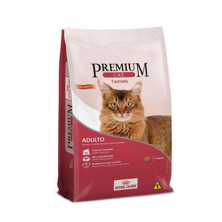 Rg Royal Canin Cat Premium Castrado  10.1kg