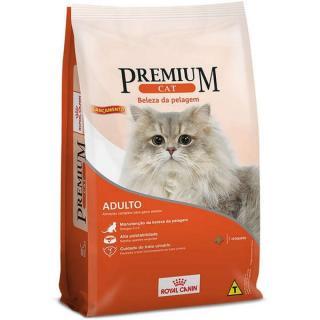 Rg Royal Canin Cat Premium Beleza da Pelagem 1kg