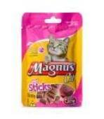 Magnus Cat Mini Sticks Carne 30g