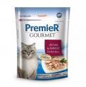 Sachê Gourmet P/Gato Adulto Atum E Arroz 70g Premier